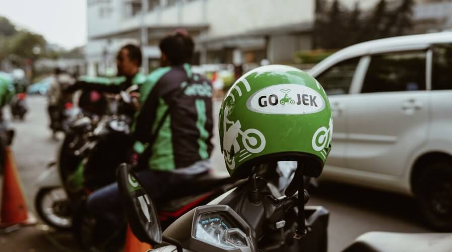 Go-Jek's bid to expand to the Philippines suffered a blow when local regulators denied the ride-hailing firm to operate in the country. Source: Shutterstock