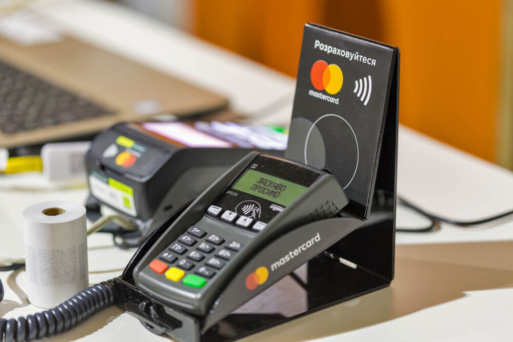 Mastercard dropped its name from its logo — to better connect with users in the digital age. Source: Shutterstock