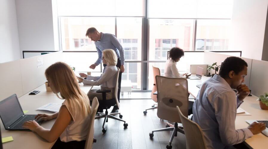 Digital revolution has allowed human resource departments worldwide to shift their focus from workforce management to improving the bottom line of their organizations. Source: Shutterstock.