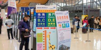 The Hong Kong-Zhuhai-Macau bridge is going to facilitate innovation in China. Source: Shutterstock