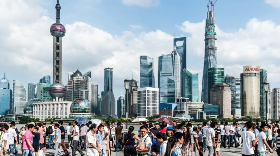 How digitization has transformed China. Source: Shutterstock