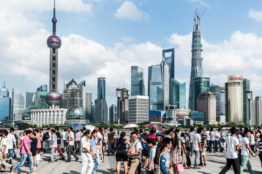 How digitization has transformed China. Source: Shutterstock