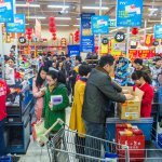 Sales in China's malls is growing but e-commerce is growing faster. Source: Shutterstock