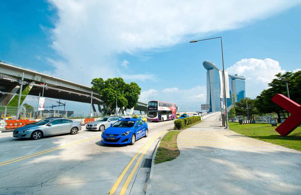 Singapore's new baseline recommendations might help spearhead IoT development in the nation. Source: Shutterstock