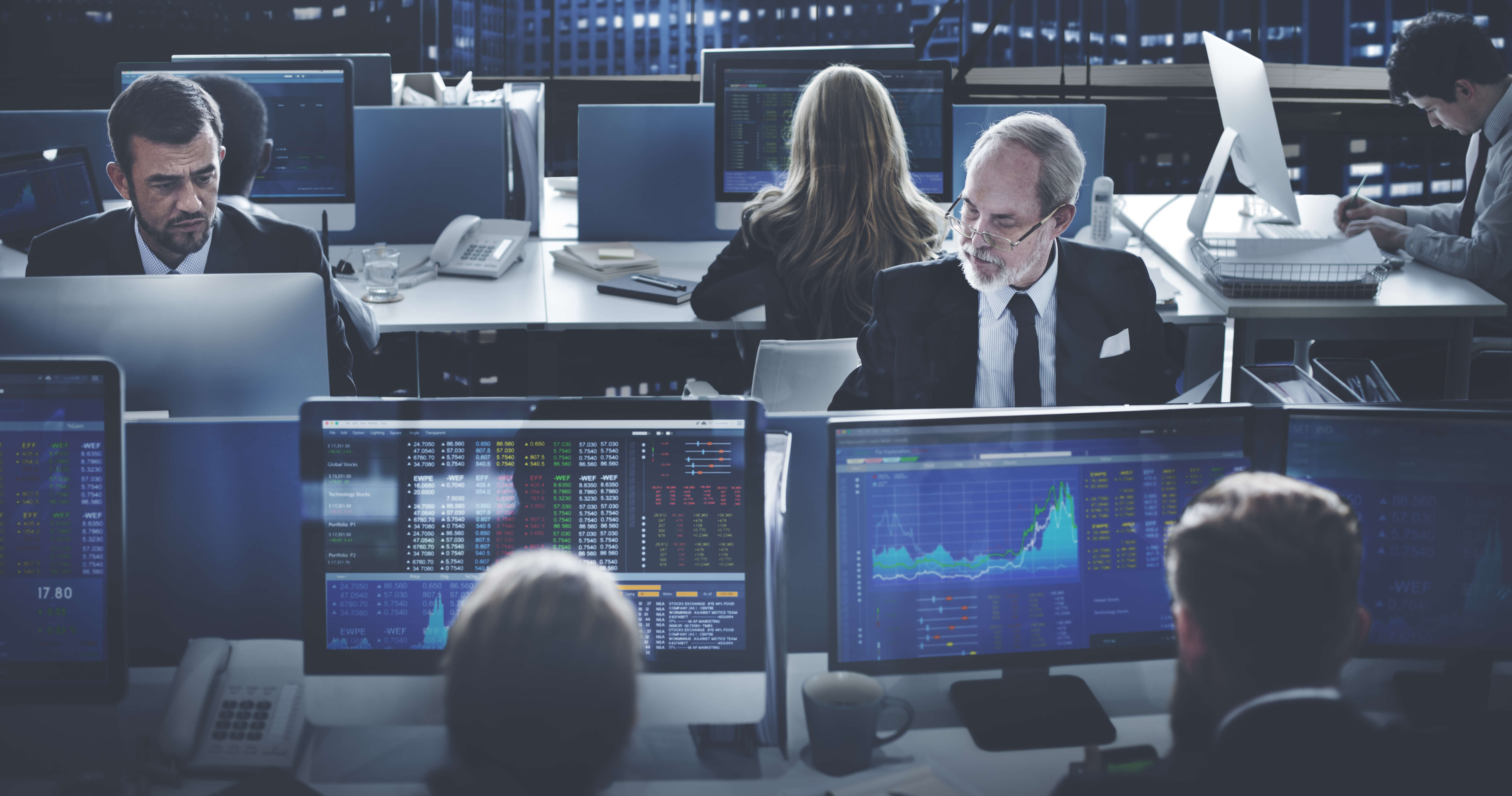 The financial industry has embraced digital transformation and along with it, innovative tech-driven initiatives to enhance customer experience, improve efficiency and reduce cost, all the while complying with regulatory oversights. Source: Shutterstock