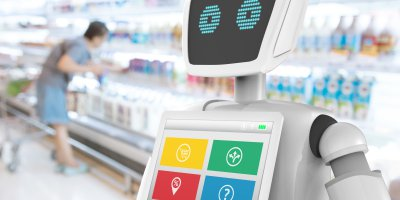 While the trend of widespread adoption of AI across all industries set to continue in the coming years, the retail industry is expected to see a notable increase in AI application that willtransform the industry altogether. Source: Shutterstock