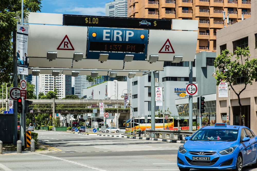 KPMG says IoT key to making Singapore a smart nation. Source: Shutterstock