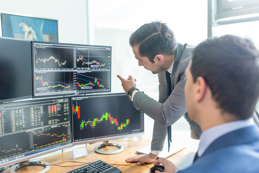 Are robo-advisors going to beat traditional wealth managers soon? Source: Shutterstock