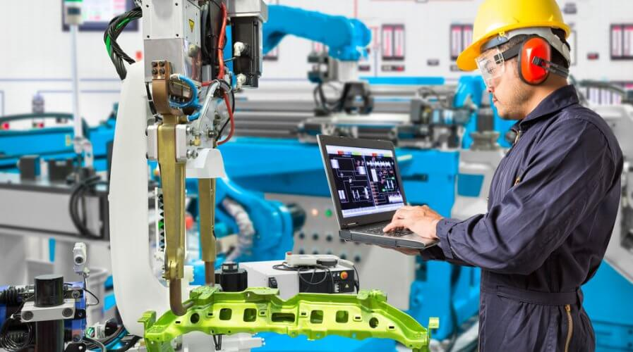 How AI will revolutionize manufacturing. Source: Shutterstock
