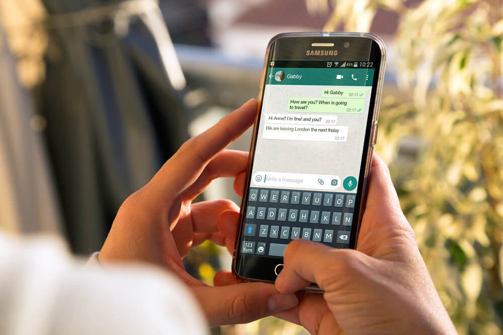 WhatsApp Business introduces new features for desktop and web apps. Source: Shutterstock