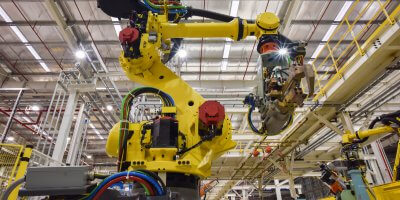 The robotics industry could be kickstarted.