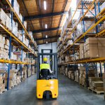 These are the tech that warehouses are using today. Source: Shutterstock