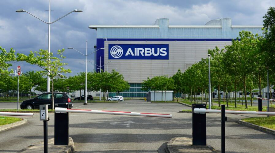 Why Airbus needs to be cautious about its cybersecurity. Source: Shutterstock