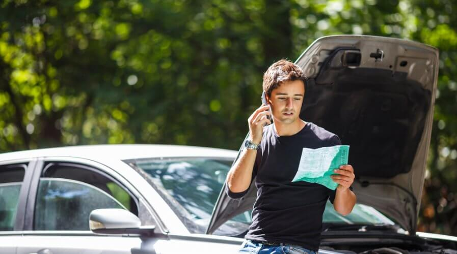 You're going to see auto insurance change radically in coming months. Source: Shutterstock