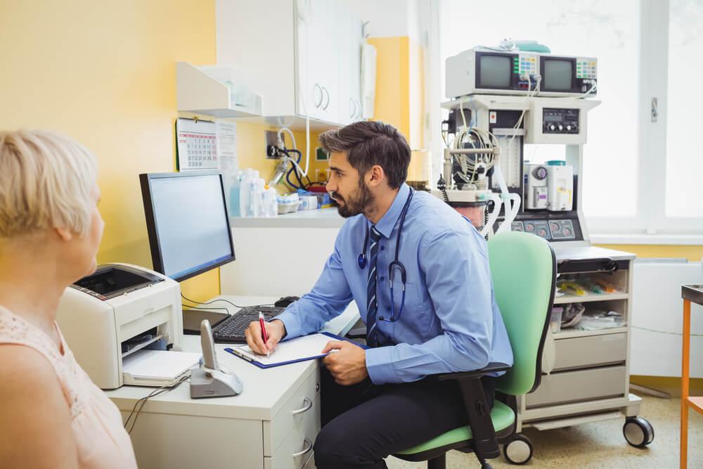Hospitals handle sensitive data, they need more regulations. Source: Shutterstock