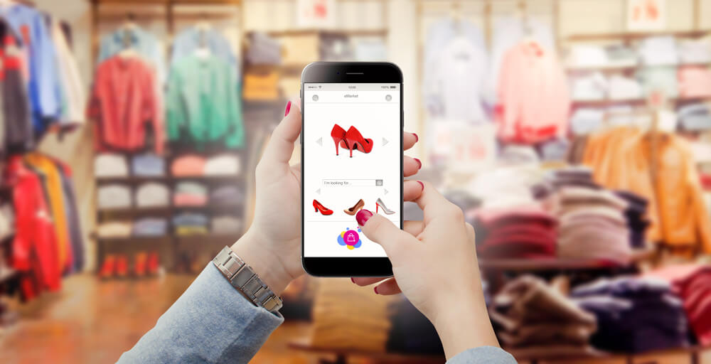 The adoption of IoT will move retailers up the digital maturity curve. Source: Shutterstock