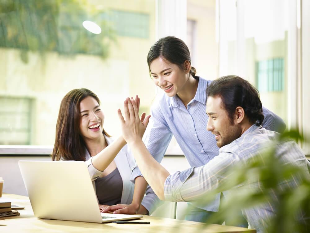 Internship format allows companies to fill digital roles easier. Source: Shutterstock