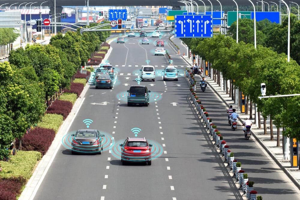 Singapore leads APAC autonomous vehicles adoption. Source: Shutterstock