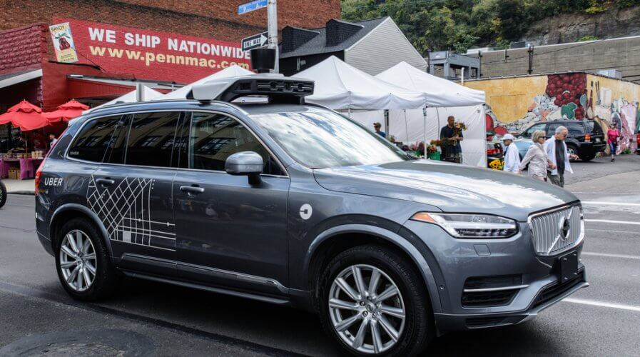 Autonomous cars are coming. Are we ready? Source: Shutterstock