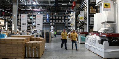 Versatile facilities help accommodate future business expansion plans. Source: AFP