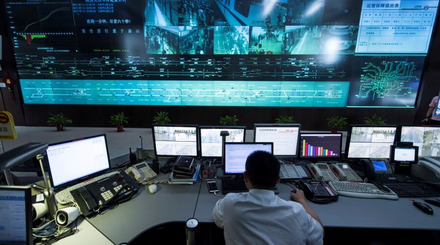AI and big data can provide smart city solutions based on data on personal behavior and lifestyle choices. Source: AFP