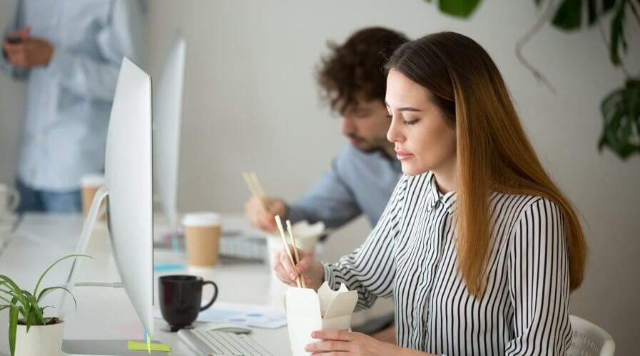SmartBite deploys emerging technology such as AI and ML in its bid to simplify the way working professionals eat. Source: Shutterstock