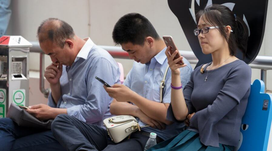China's growing quickly on mobile, and marketers need to take note. Source: Shutterstock
