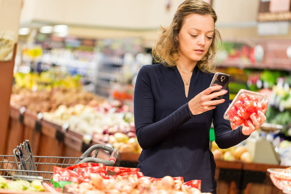 A state in Malaysia is deploying blockchain technology to enable consumers to trace the origin of their produce. Source: Shutterstock