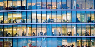 People live and work in buildings. Tech can make them smarter. Source: Shutterstock