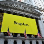 The Snapchat IPO was a flop but the company is still a hit among its users. Source: Shutterstock