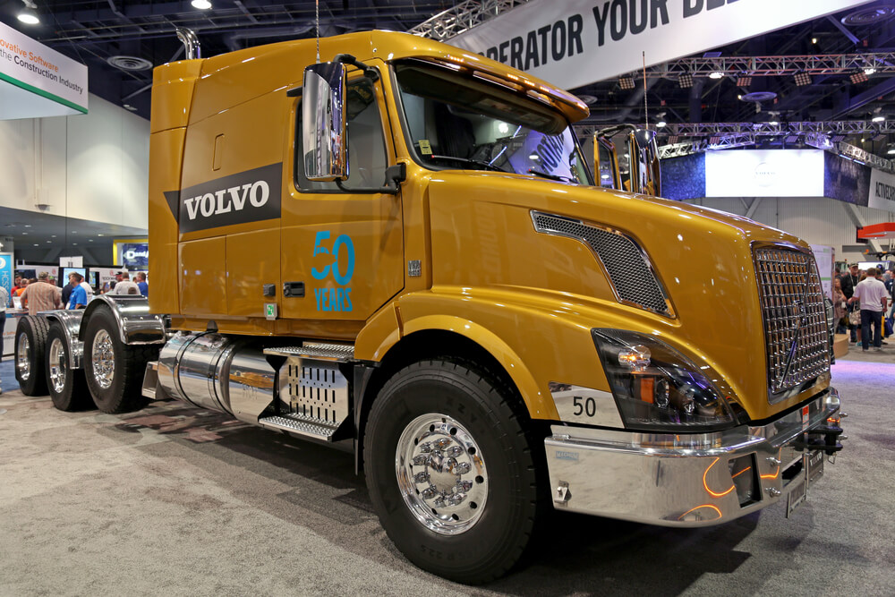 Trucking as a Service to pick up says Frost & Sillivan. Source: Shutterstock