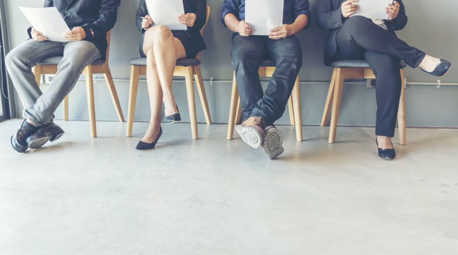 The use of blockchain in verifying professional qualifications may change the landscape of hiring. Source: Shutterstock