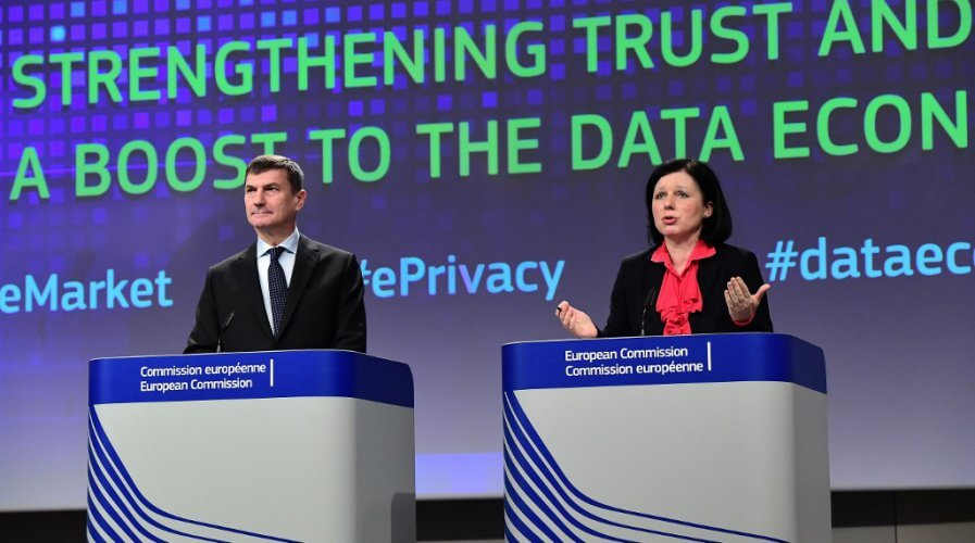 Data protection is critical for think tanks such as Roland Berger. Source: Photo by EMMANUEL DUNAND / AFP