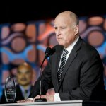 The GDPR isn't the only thing data privacy executives are most concerned about. (Pictured: Jerry Brown, California ex-Governor). Source: Tibrina Hobson/Getty Images for Homeboy Industries/AFP
