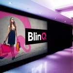 Luxury fashion retail platform BlinQ is deploying emerging technology to enhance customer experience. Source: BlinQ