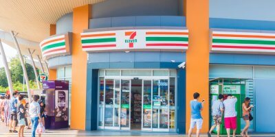 7-Eleven Thailand is going big on digital. Source: Shutterstock