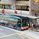 Singapore is trialing autonomous buses. Source: Shutterstock