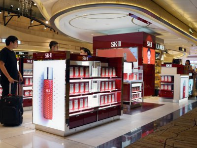 New campaigns are helping SK-II reinvent how cosmetics are sold. Source: Shutterstock