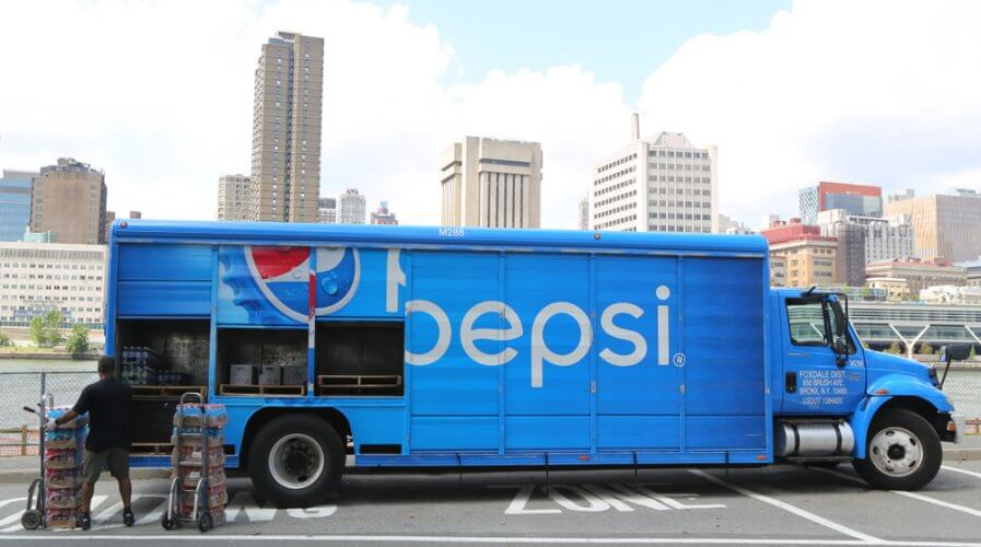 PepsiCo uses several automations to maximize its resources, even on the field. Source: Shutterstock