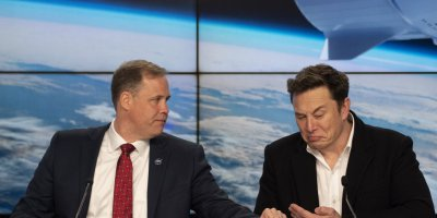 Cloud security concerns Elon Musk just as much as it concerns any other business leader. Source: Jim Watson/AFP