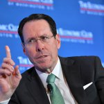 AT&T CEO says 5G to be priced like home internet. Source: MANDEL NGAN / AFP