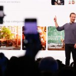 Facebook CEO Mark Zuckerberg announced the app platform's new updates that zoom in on its Groups. Source: AFP