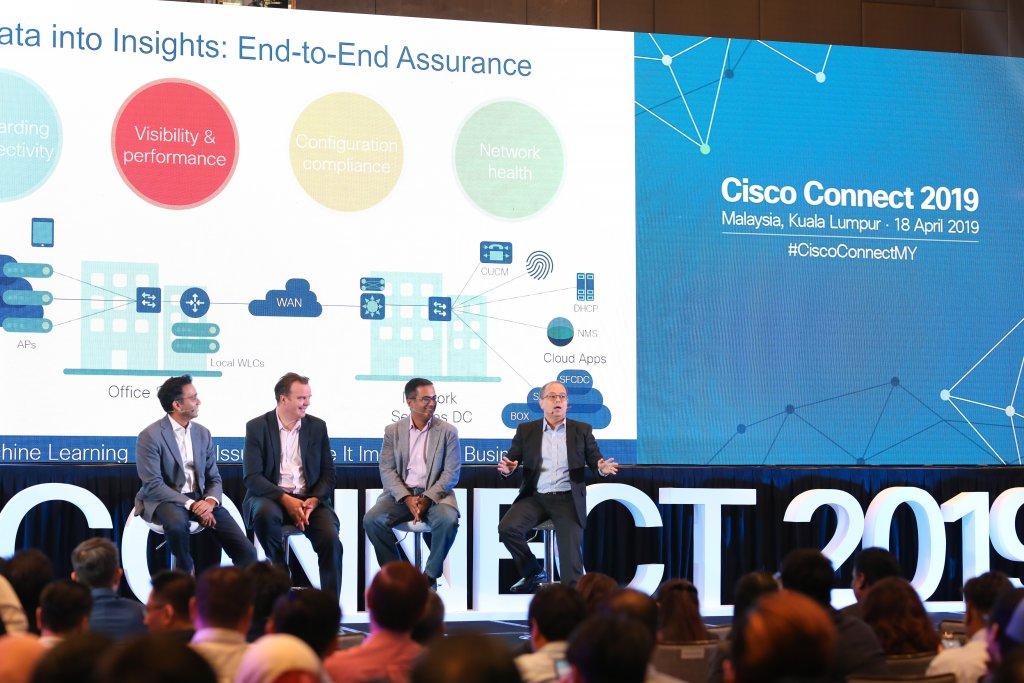 Cisco Connect 2019: Say hello to the future - Tech Wire Asia
