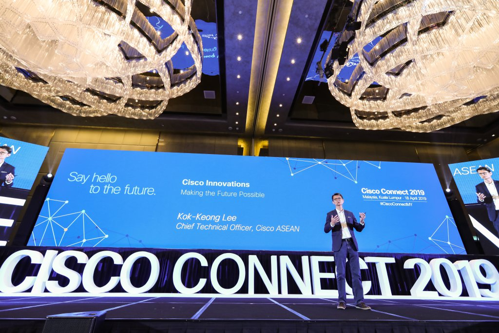 Cisco Connect 2019: Bridging businesses and the future