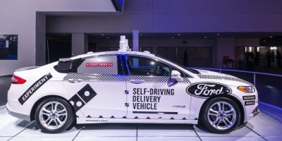 Autonomous vehicles set to be fastest-growing automotive sector with more than 11m sales by 2033. Source: Shutterstock