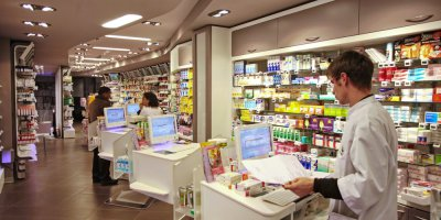 Pharmacies use interesting technology to better target ads. Source; Shutterstock