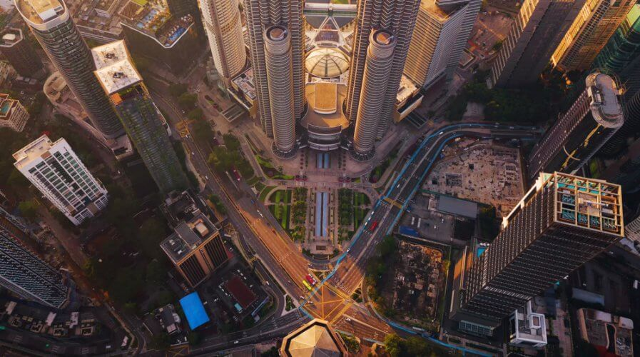 It's exciting to see how big data will unlock the potential of smart cities. Source: Shutterstock