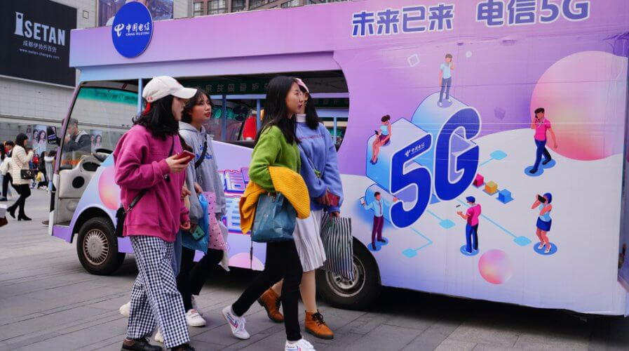 Here's what businesses preparing for 5G can do to help their business grow. Source: Shutterstock