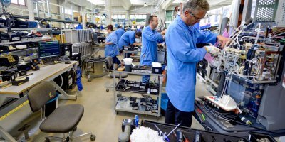 Fully integrated ERP systems could future proof smart manufacturing. Source: Shutterstock