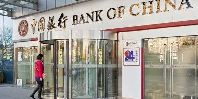 Can Bank of China help other bankers see the value of going digital with open ecosystems? Source: Shutterstock